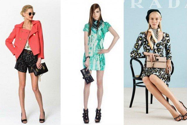 Модные сумки сезона весна-лето 2013 от DKNY - Cleverlady.ru.