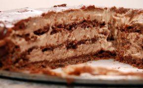 Торт Мокко по Дюкану