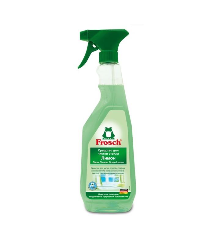 Моющее средство Frosch Glass Cleaner Зелёный лимон