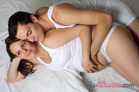 Анальный секс ноги влагалище беременность