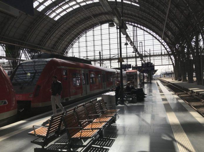 мюнхенский вокзал