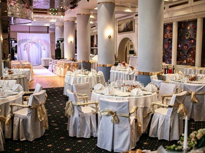 Свадьба в ресторане: пути экономии