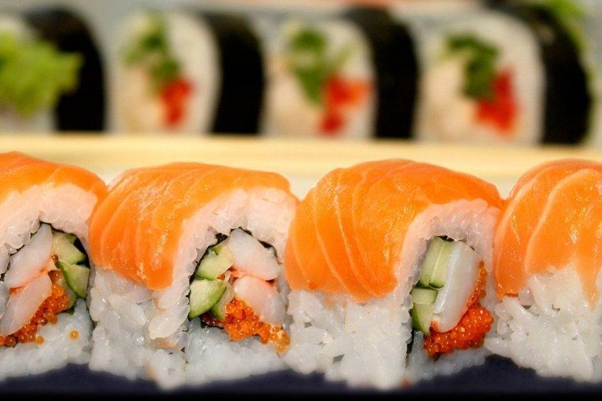 Как сделать суши в домашних условиях: рецепты пошагово с фото 18