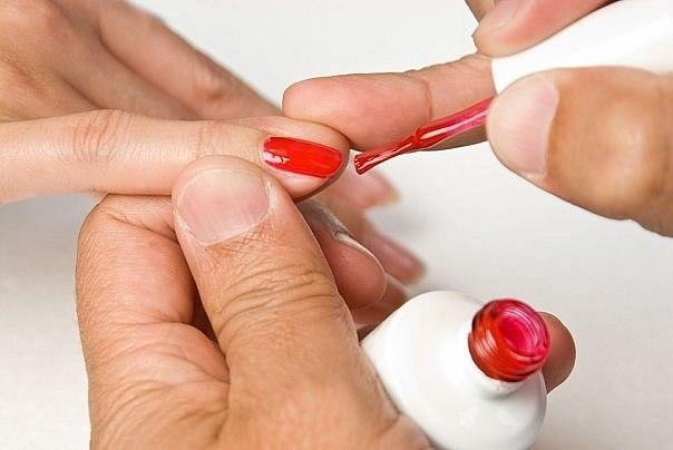 Как сделать ногти без геля и лампы 217