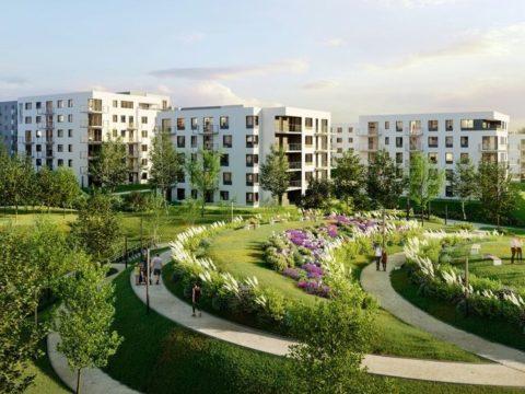 зеленые зоны жилье