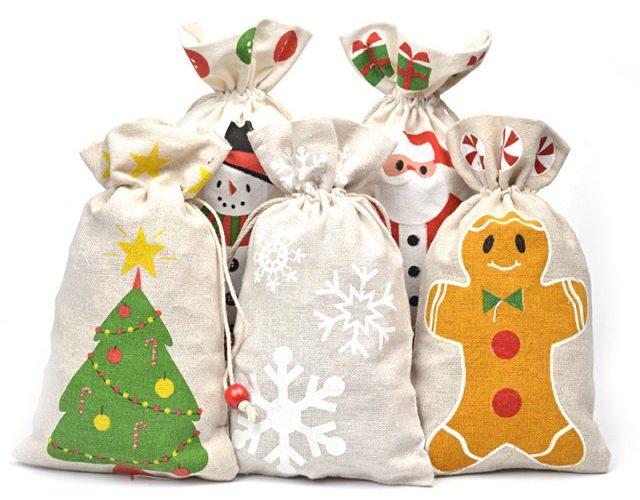 новогодние подарки сладкие