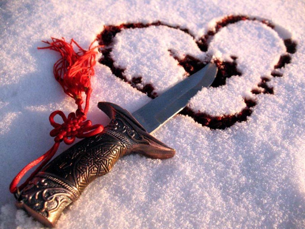 сонник человек с ножом в руке