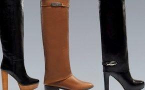 обувь 2012