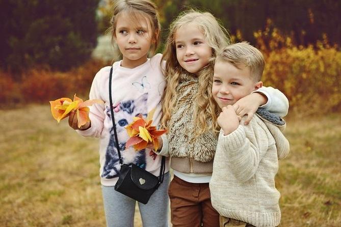 Детские толстовки и свитера