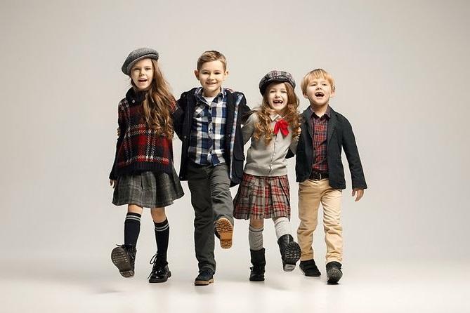 осенняя верхняя одежда для детей
