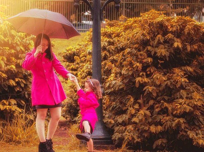 Осенняя одежда для детей