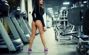 одежда в фитнес клуб
