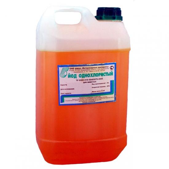 Однохлористый йод