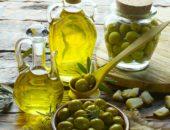 Оливковое масло, оливки, ложка