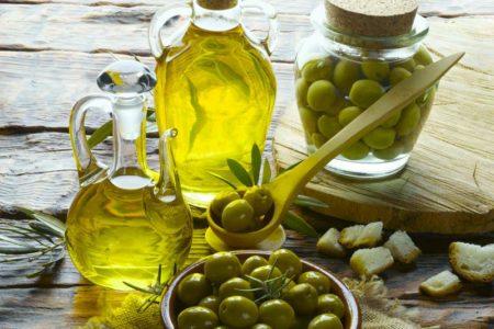 Худеем с пользой для здоровья: оливки и оливковое масло