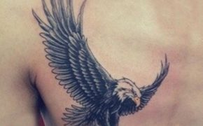 Татуировка Орёл