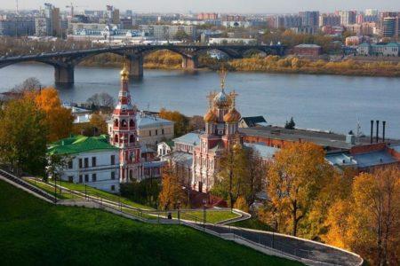 достопримечательности нижнего новгорода фото и описание