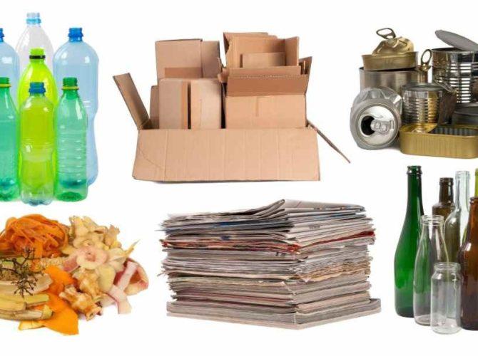 способы сортировки отходов