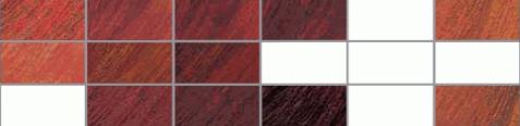 оттенки рыжего цвета
