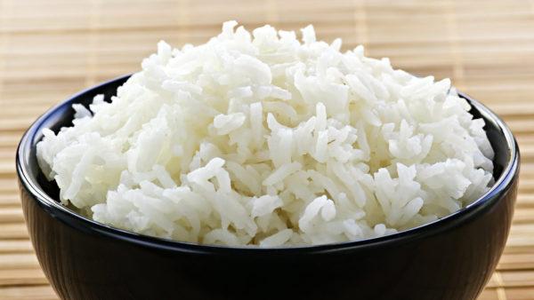 Отварной рис