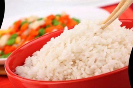 сколько варить рис по времени для салата