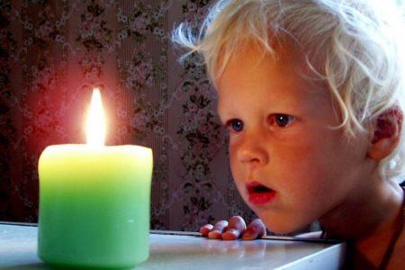 Ожог у ребёнка: медлить с обращением к врачу нельзя