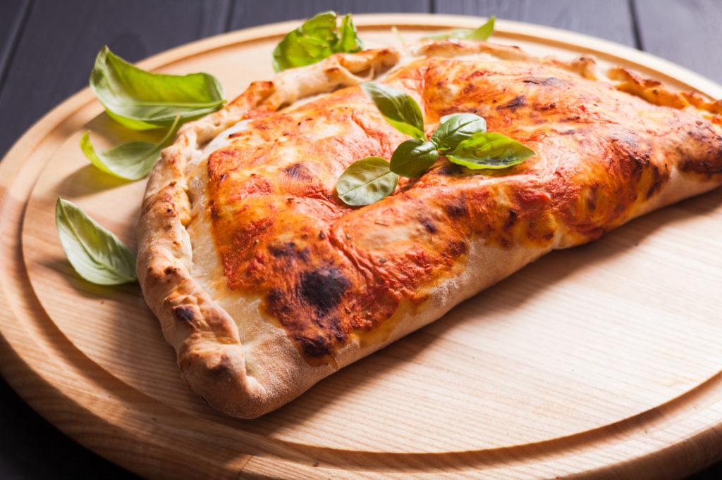 готовая пицца «Кальцоне»