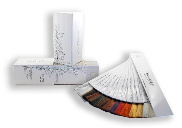 Палитра красителей Mild Direct Colour от производителя Selective