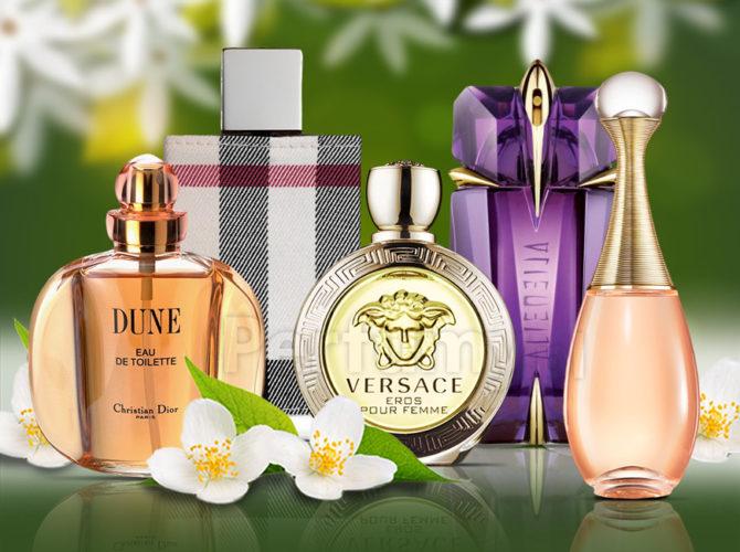 Мускусный парфюм