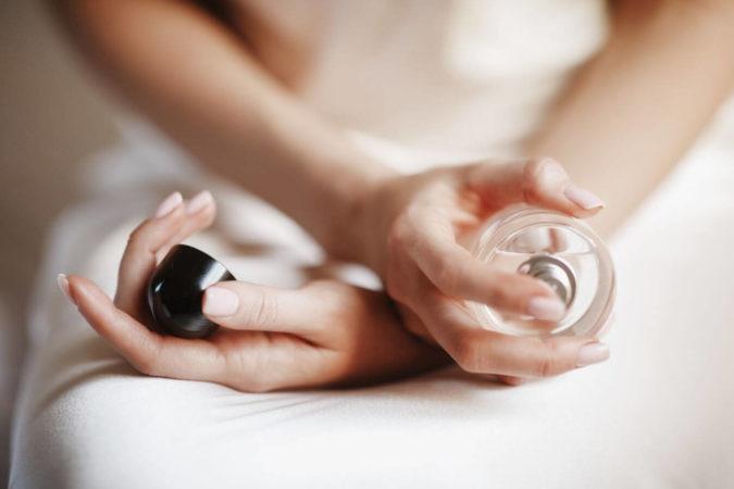 парфюмерные ингредиенты