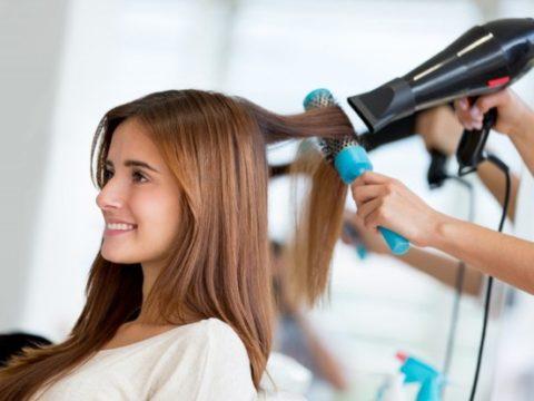 парикмахер на дому