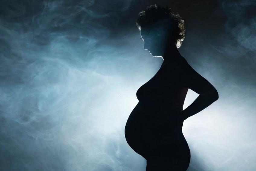 Пассивное курение при беременности