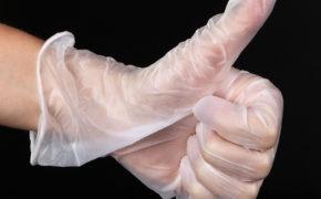 Перчатки для окрашивания