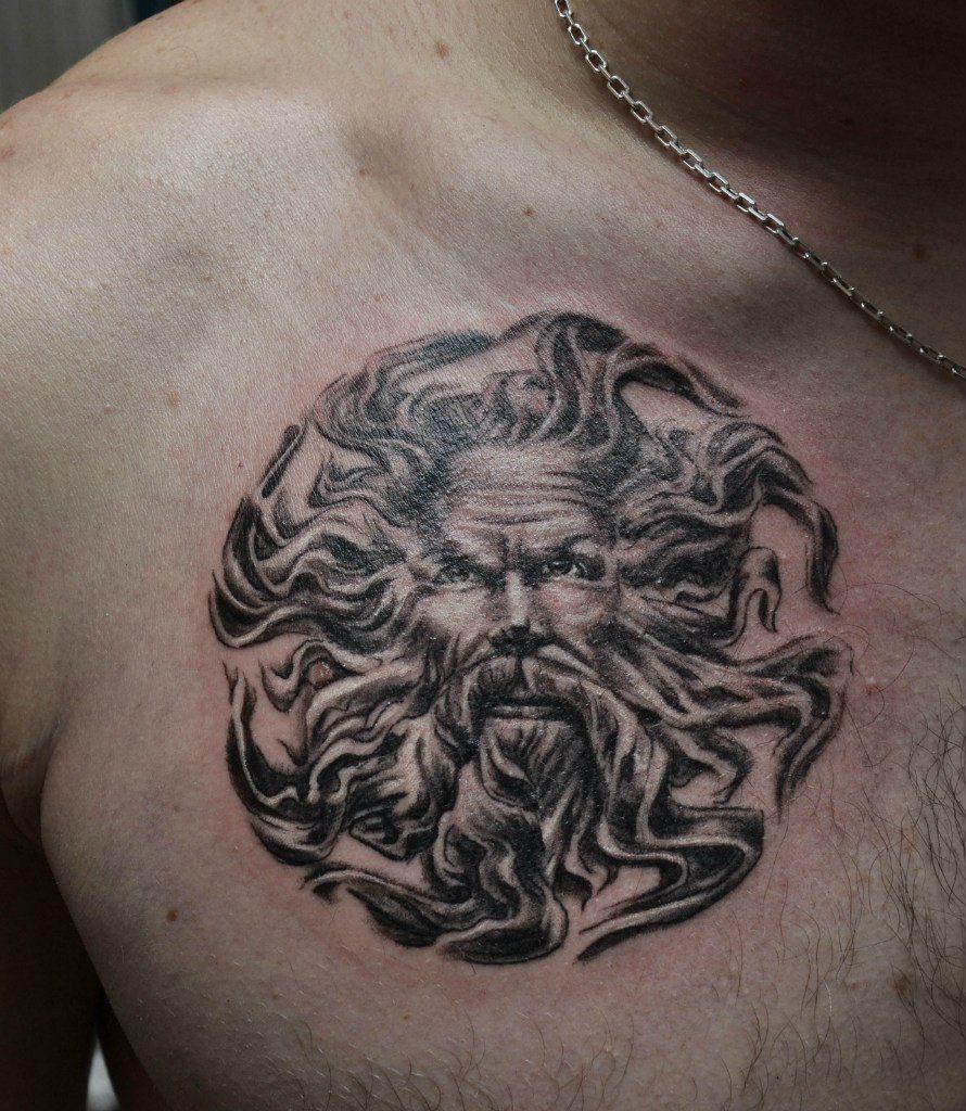 Защитные татуировки: их применение