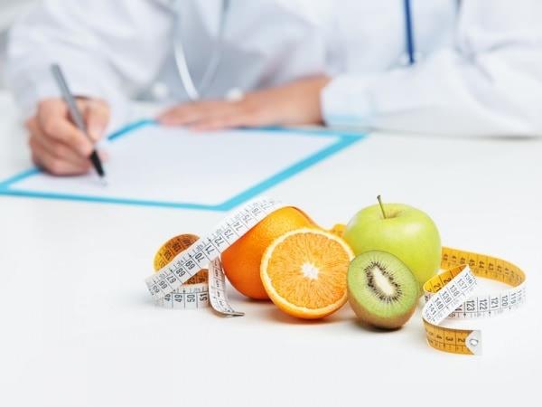 первичный прием диетолога
