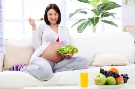 Диета для беременных 2 триместр меню на каждый день