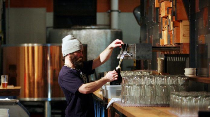 пивовар крафтового