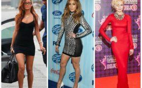 Выбираем платья по типу фигуры