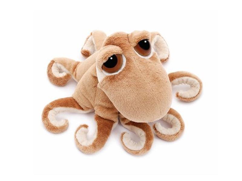 плюшевый осьминог