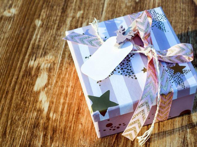 как выбрать подарки