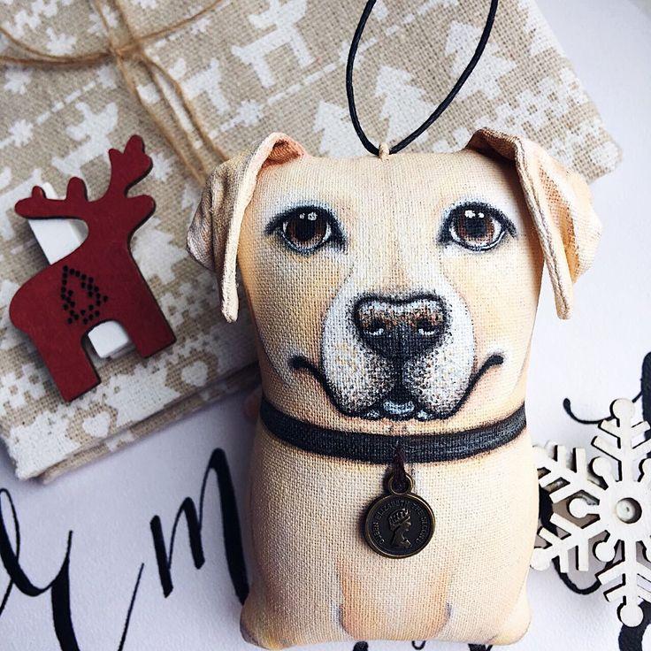 подарок с символом собаки