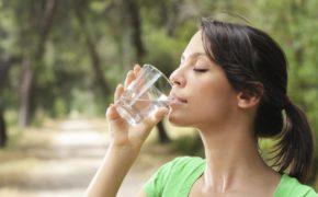 На сколько можно похудеть, если пить воду