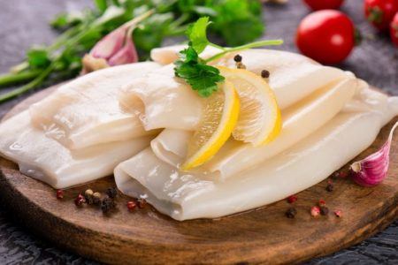 Лучшие рецепты приготовления кальмаров