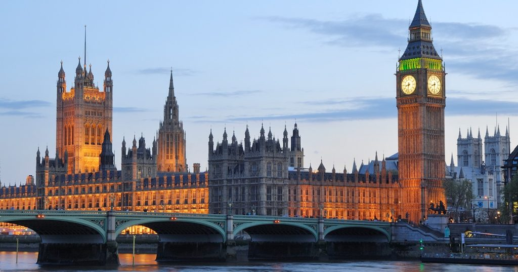 Достопримечательности Лондона