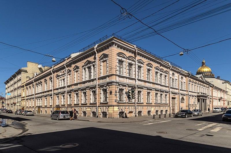 Центральный музей связи имени Попова