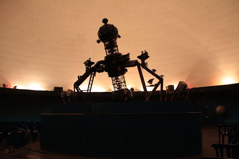 Петербургский планетарий