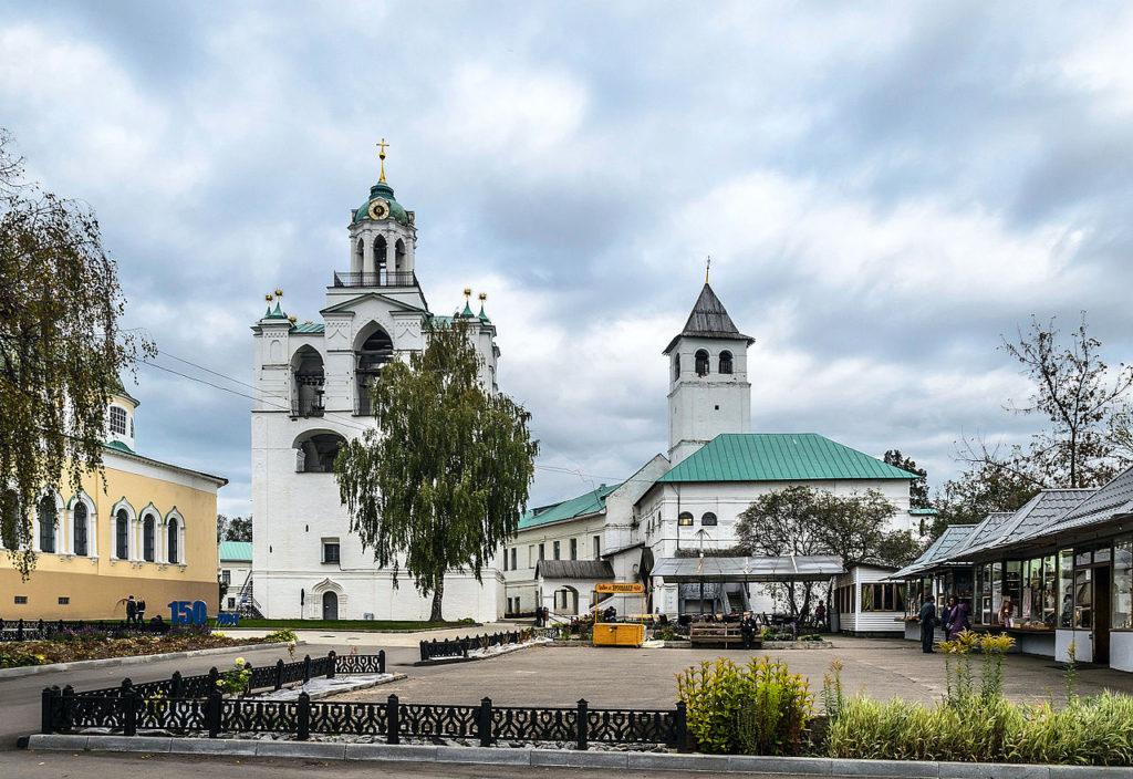 Мужской Спасо-Преображенский монастырь