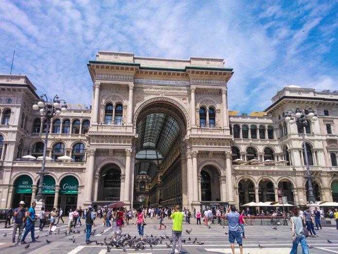 Достопримечательности Милана