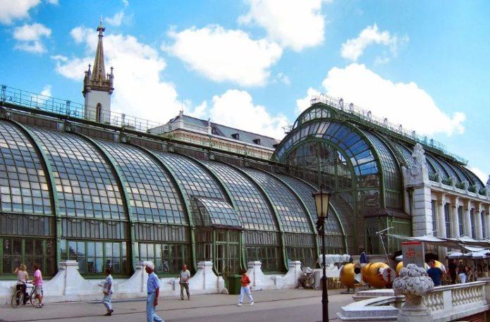 Достопримечательность Вены — Музей бабочек