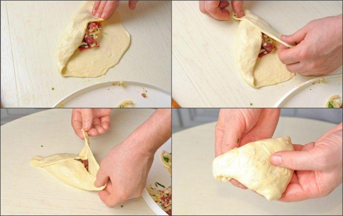 Пошаговый рецепт приготовления самсы